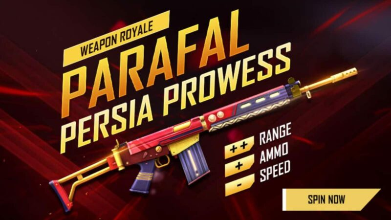 Parafal Persia Prowess
