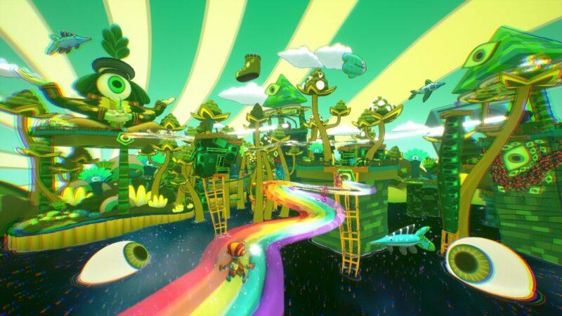 Mengisahkan Kembali Perjalanan Raz Yang Penuh Aksi   Xbox