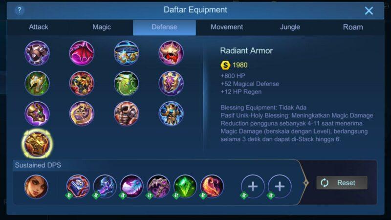 Radiant Armor