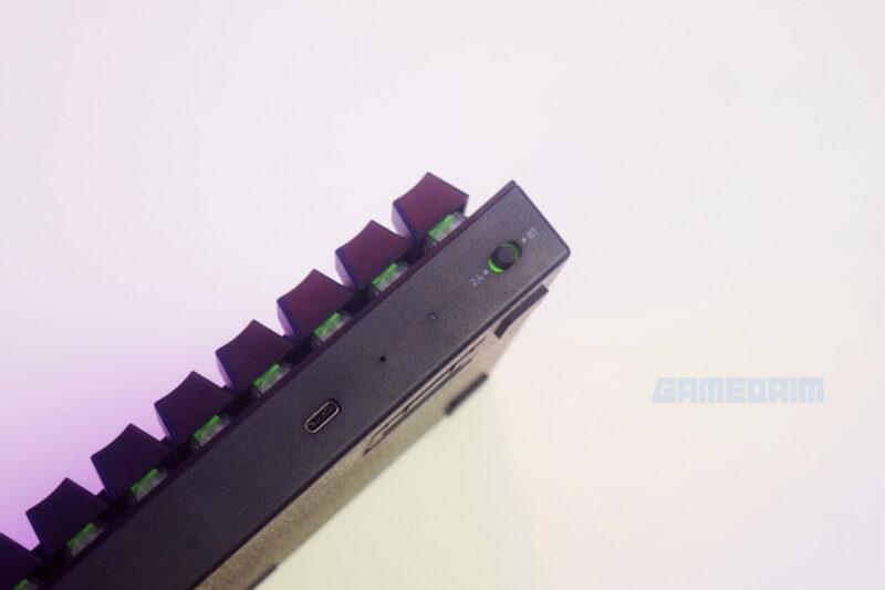 Razer Blackwidowv3 Mini Hyperspeed Port Toggle Gamedaim Review
