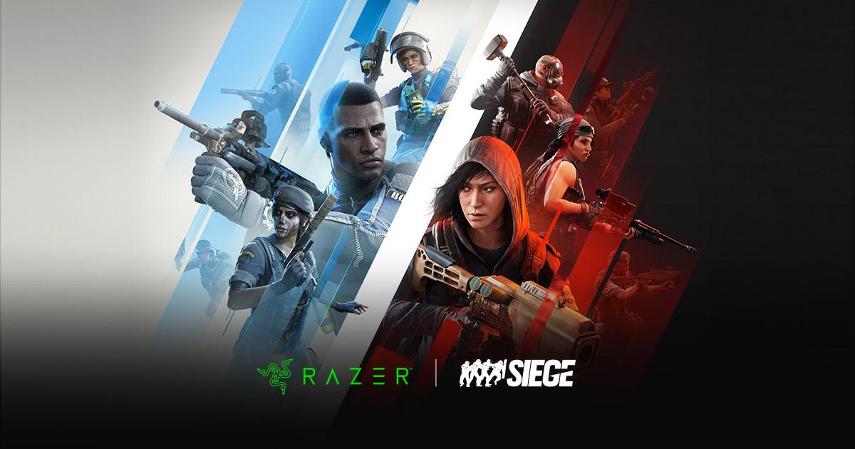 Razer X Siege