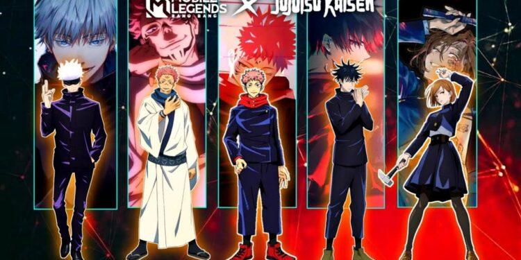 Resmi, Mobile Legends Batal Kolaborasi Dengan Anime Jujutsu Kaisen