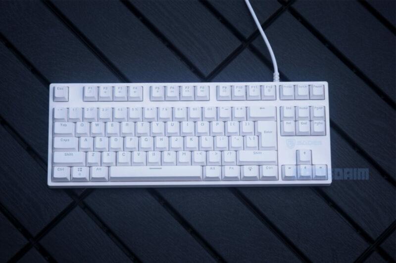 Sades Khanda Keyboard Gamedaim Review