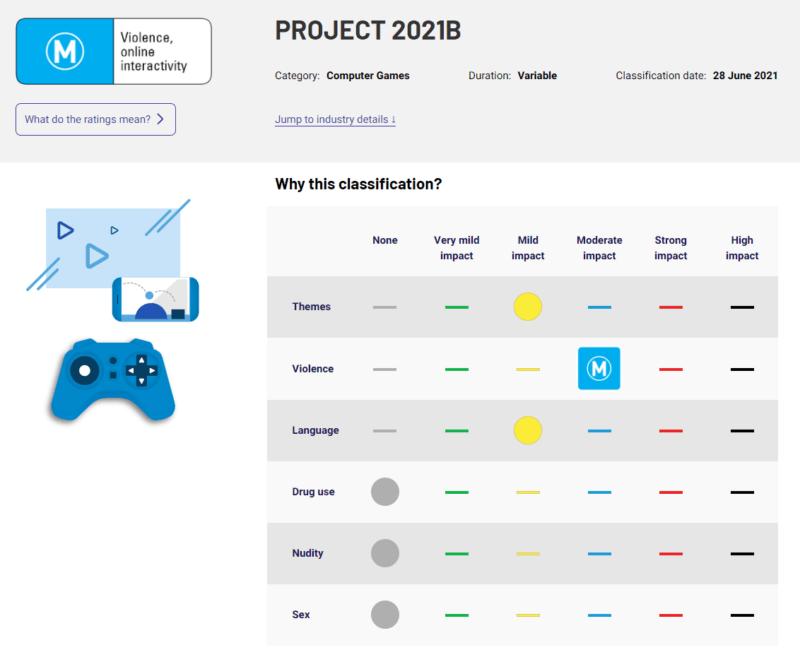 Project 2021B Quake