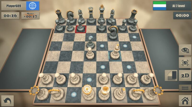 Game catur online android terbaik