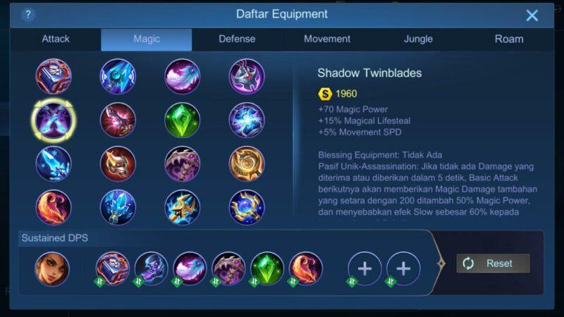 Shadow Twinblades
