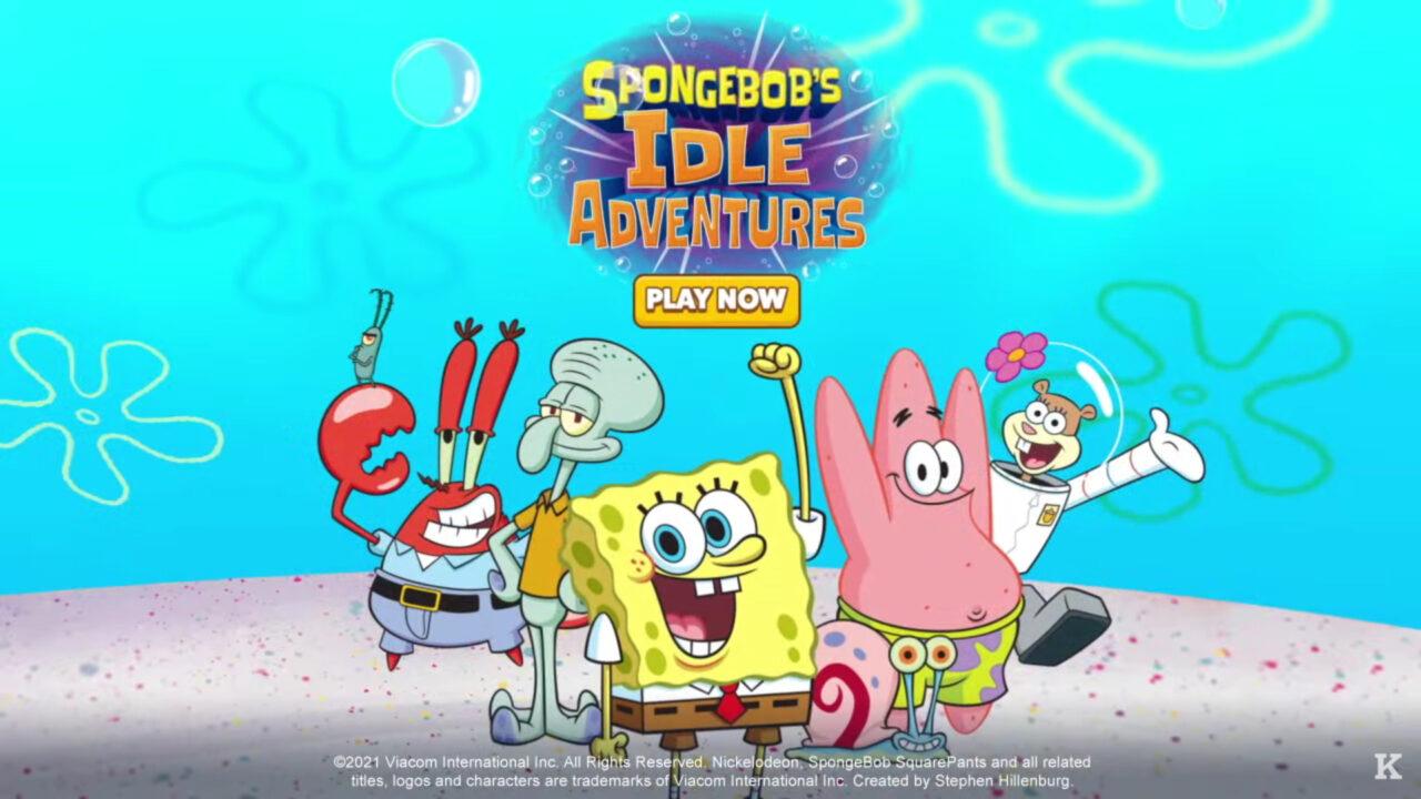 Spongebob Idle Adventure