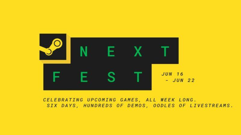 Steam Next Fest E3 | Valve