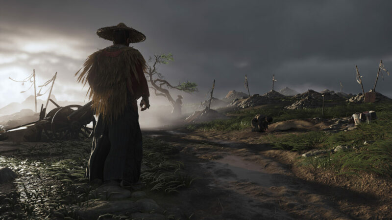 Ghost of Tsushima Only On PlayStation