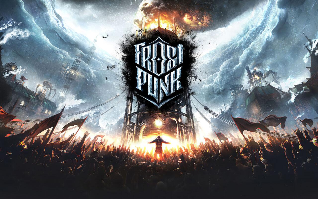 Game City Building Apocalyptic, Frostpunk Gratis di Epic Games. | 11 Bit Studios