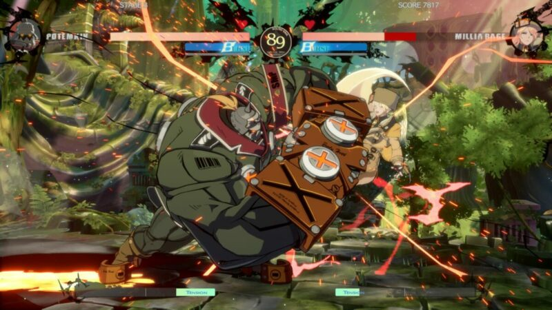 Review Guilty Gear: Strive | System Arc Works