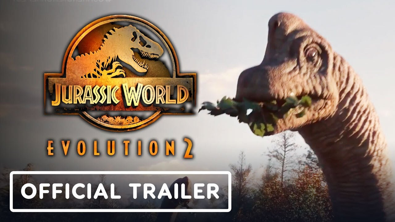 Jurassic World Evolution 2 Diumumkan, Siap Rilis Tahun 2021 Ini | Frontier