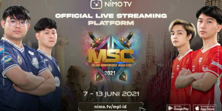 Msc 2021 Nimo Tv