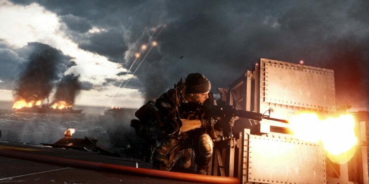 Kapasitas Server Battlefield 4