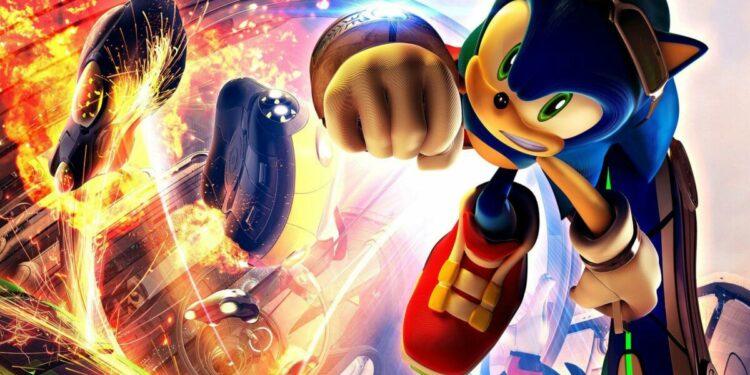 Sonic the Hedgehog Vtuber