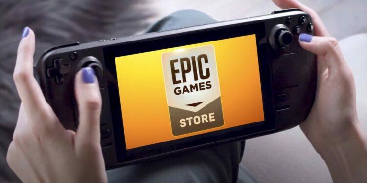 Epic Games Store Kini Tersedia Juga Lewat Steam Deck | Kotaku
