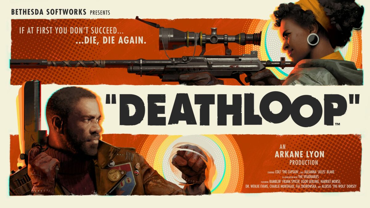 Review Deathloop, Makin Diulang Makin Seru   Arkane Studios