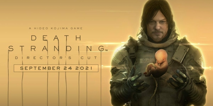 Death Stranding Director's Cut Pamer Segudang Fitur Baru   Kojima Production