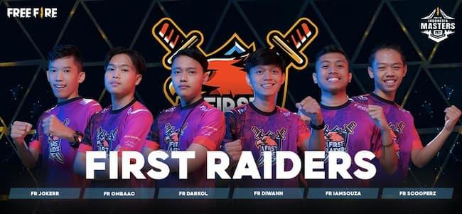First Raider Bravo