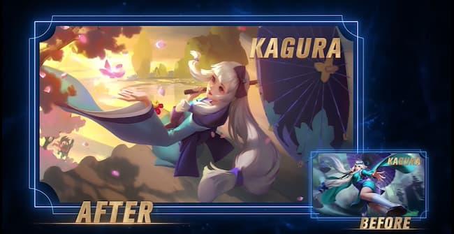 Hero Revamp Kagura
