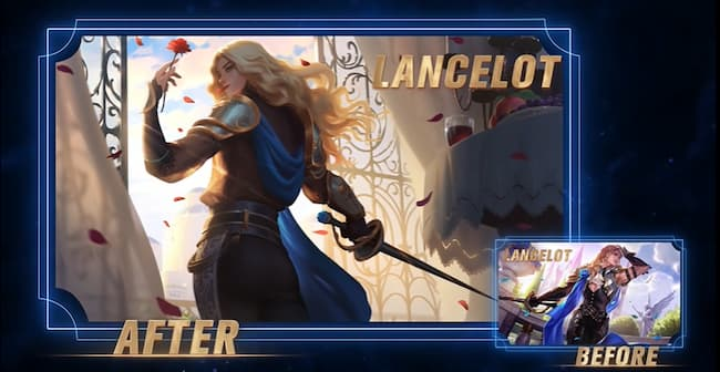 Hero Revamp Lancelot