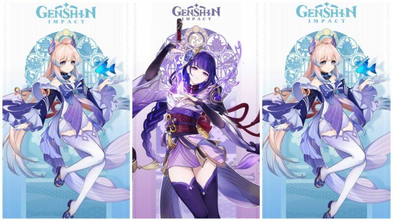 Karakter Genshin Impact V2.1