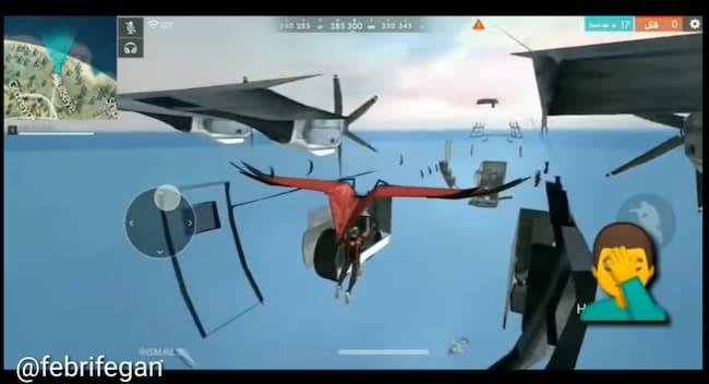 Pilot Pesawat Ff