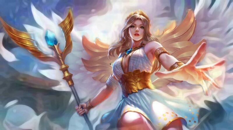 Rafaela Support  Mobile Legends Termudah
