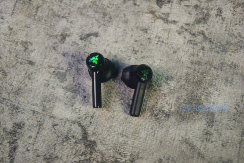 Razer Hammerhead True Wireless X Perbandingan Body Og Vs X Gamedaim Review