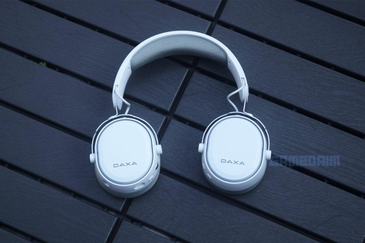 Rexus Daxa Ts1 Headset Foldable Gamedaim Review