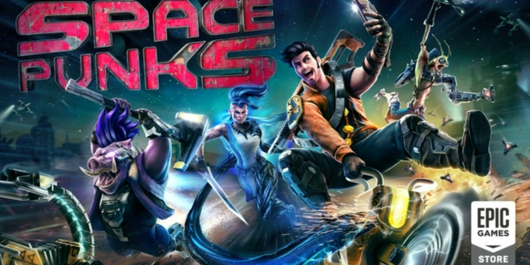 Game Co-Op Free to Play, Space Punk Siap Luncurkan Early Access | Jagex