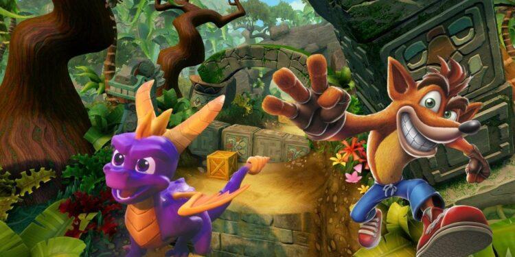 Spyro dan Crash Bandicoot Akan Kedatangan Serial Animasi   Activision