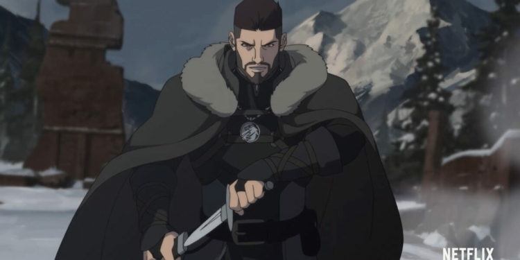 Serial The Witcher Versi Anime Unjuk Teaser Perdana, Rilis Agustus Ini   Netflix
