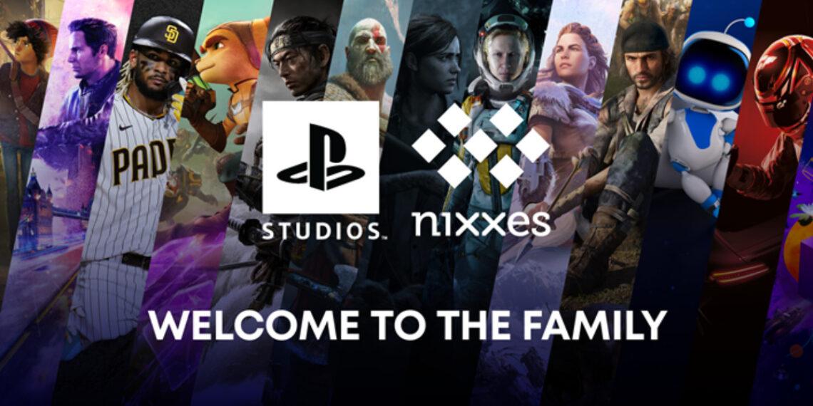 Sony Akuisisi Nixxes Software