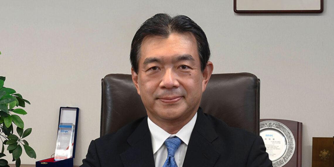 Kenji Matsubara CEO SNK