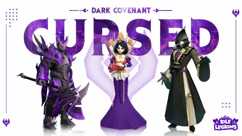 Idle Legions Yoozoo Games Dark Covenant