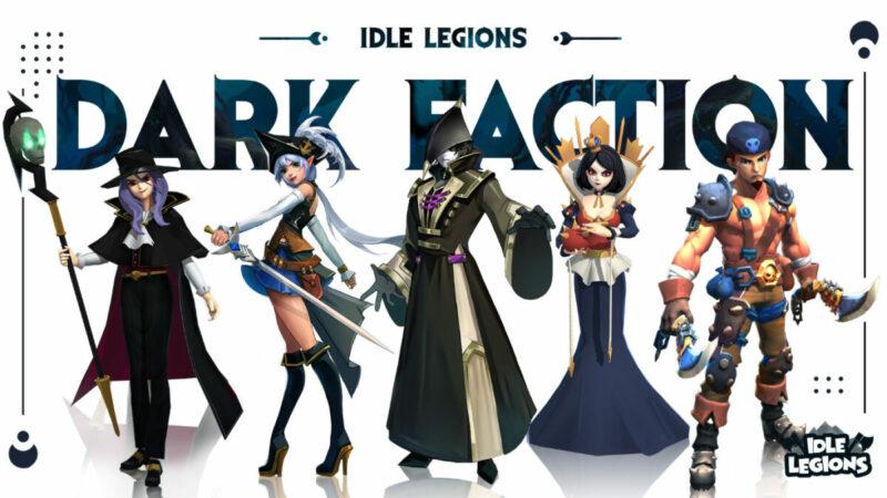Idle Legions Yoozoo Games Idle Legions