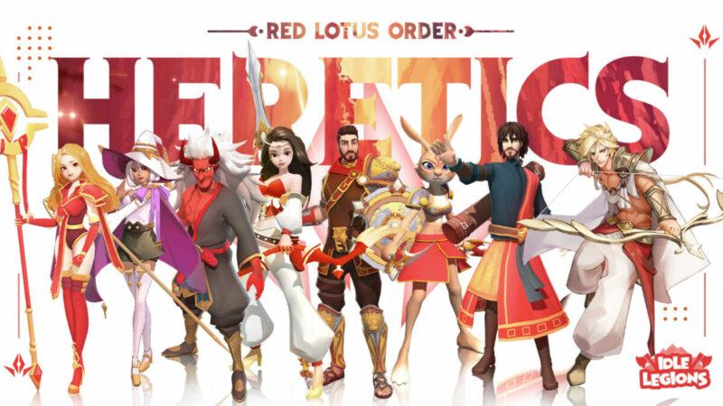 Red Lotus Order