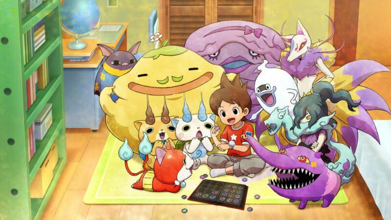 Yo-Kai Watch 1 Mobile