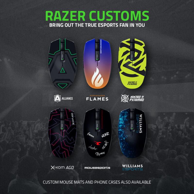 Razer Customs Nip Tim Esports