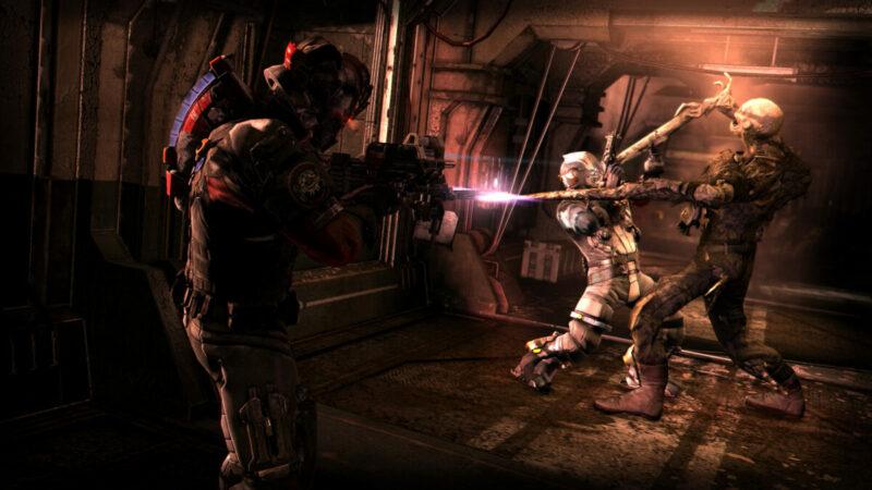 Motive Studios Dead Space Remake