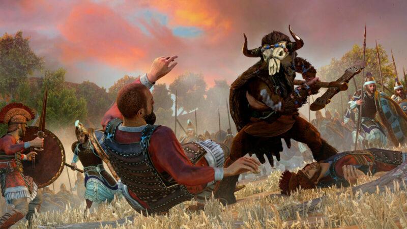Spesifikasi PC A Total War Saga: TROY