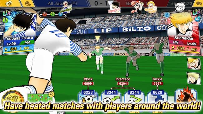 Game Anime Offline Captain Tsubasa Dream Team