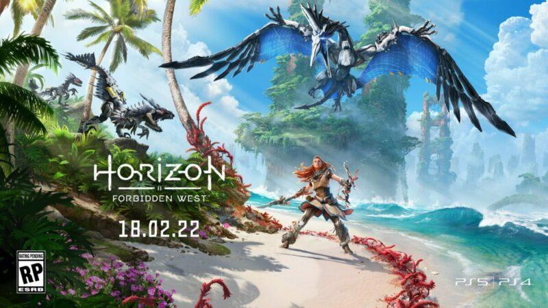 Horizon Forbidden West Februari 2022