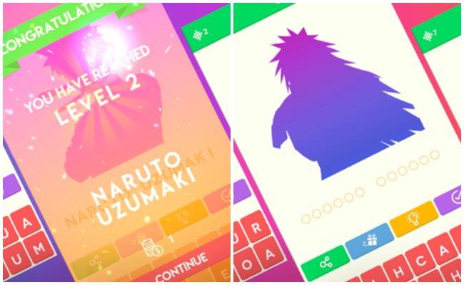 Game naruto offline Guess The Naruto Character Quiz