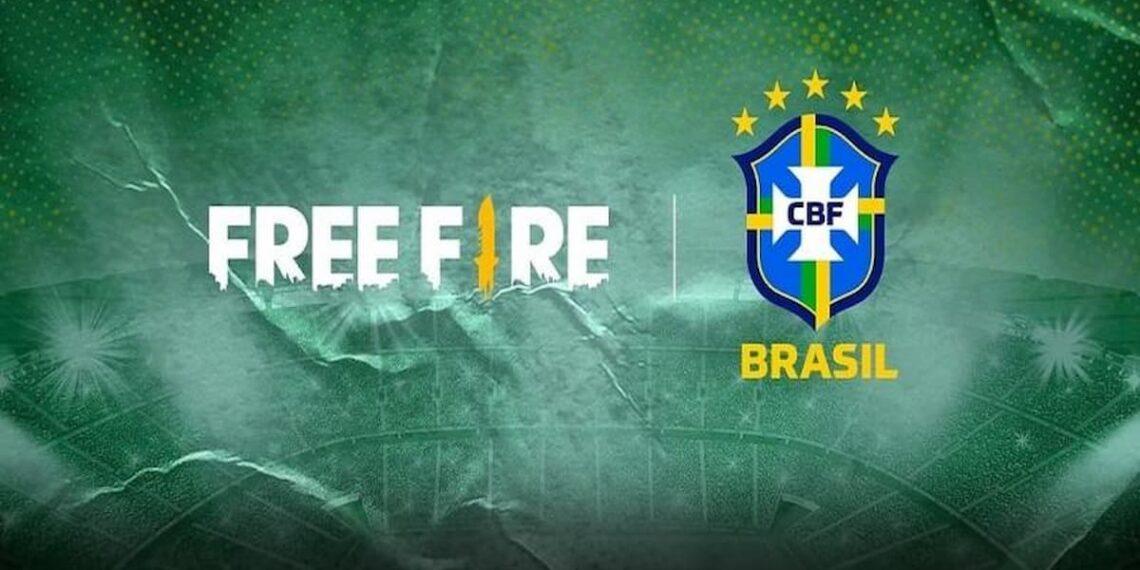 Hebat! Free Fire (ff) Resmi Jadi Sponsor Timnas Sepakbola Brazil