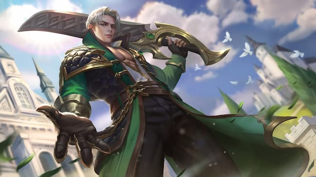Hero Alucard