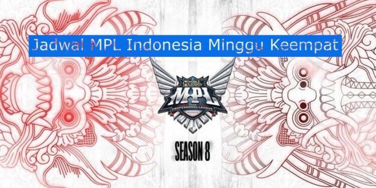 Jadwal Mpl Indonesia Season 8 Minggu Keempat