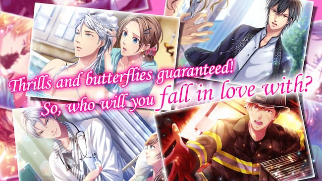 Love Tangle Otome Anime Game