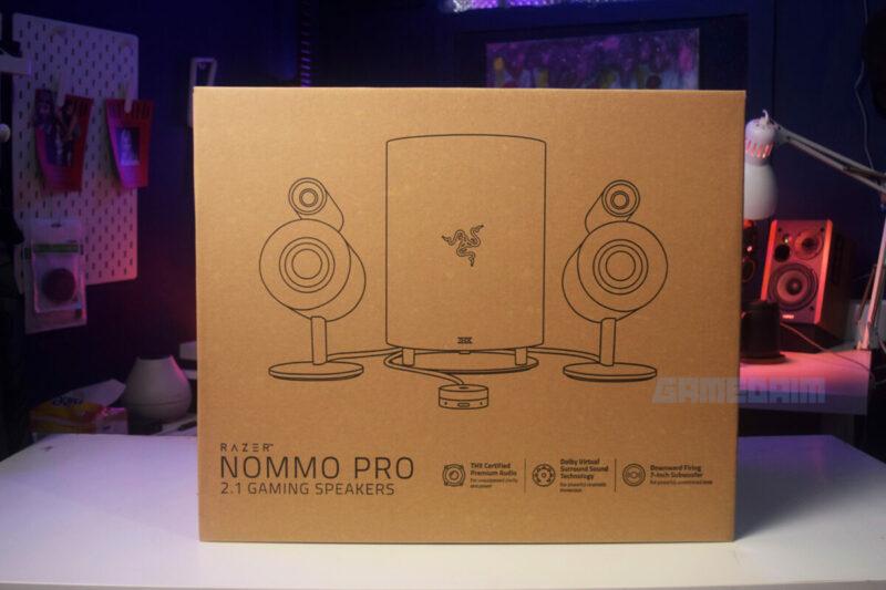 Razer Nommo Pro Box Gamedaim Review